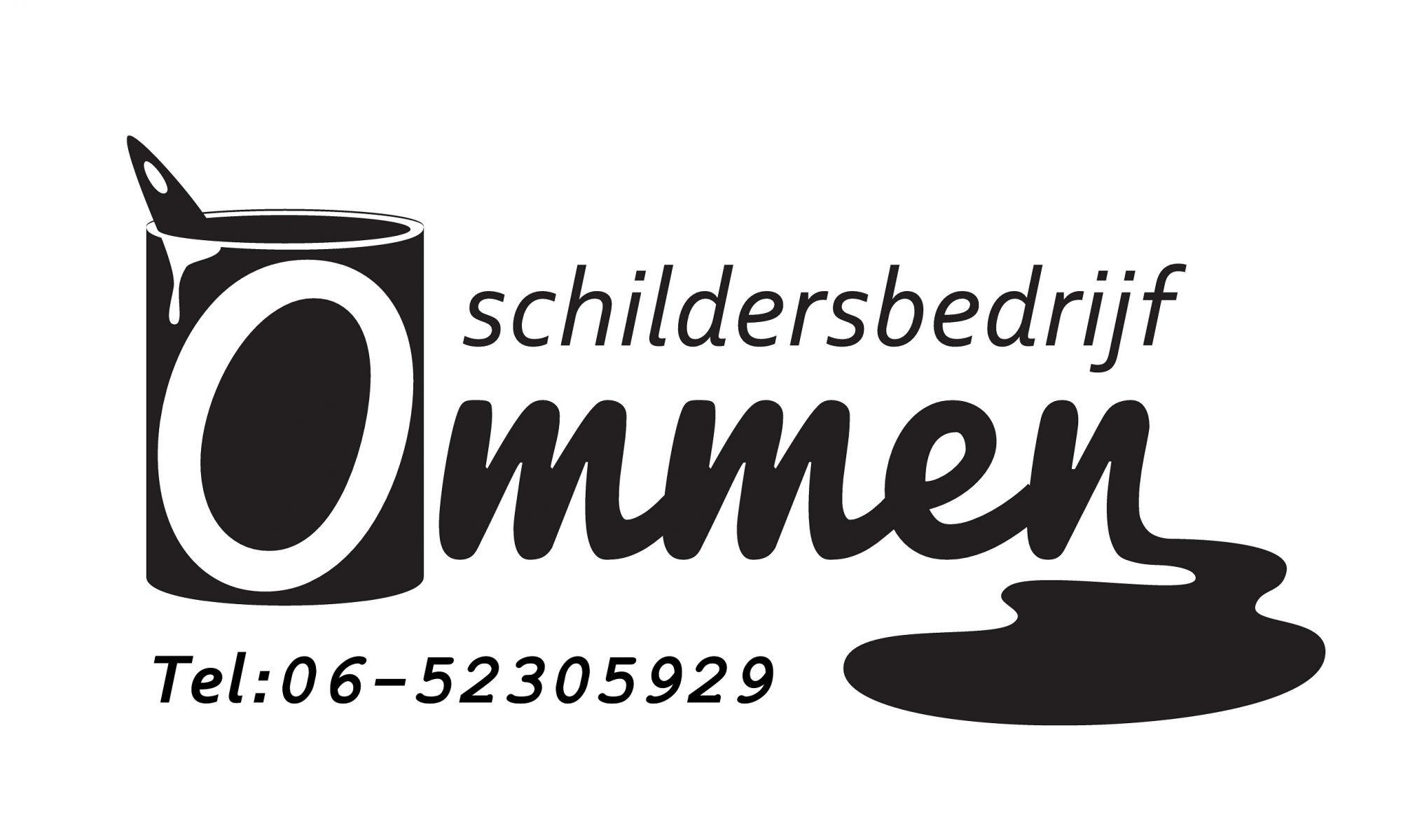 Logo Schildersbedrijf Ommen